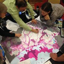 Conservation Blueprint workshop
