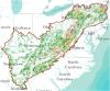Energy forecast map