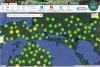 Sea Lamprey Control Map